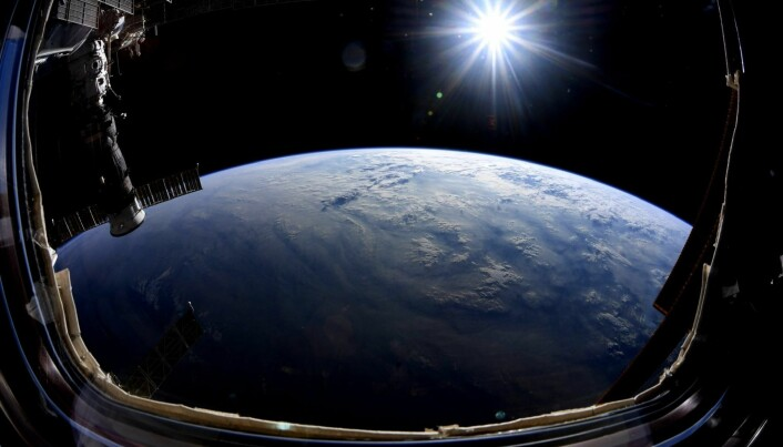 As long as humans spend time in space, it will be important for researchers to learn how exposure to cosmic radiation affects health. Here, a view from the window of the International Space Station. (Photo: Nick Hague, NASA)