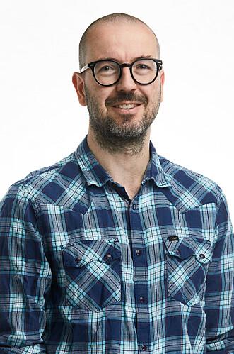 Simen Markussen (Photo: Frischsenteret)