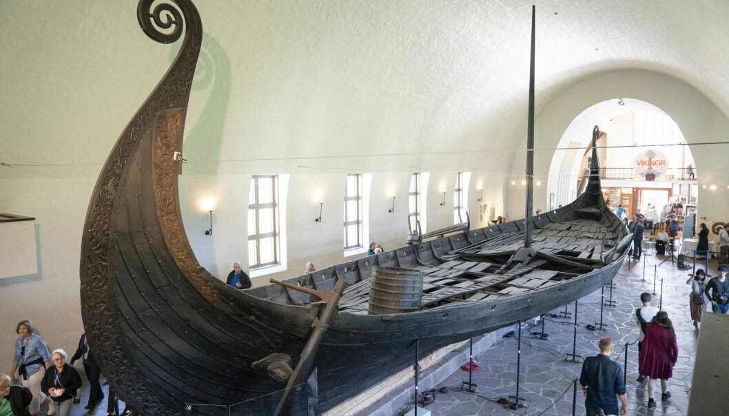 The unique collection of Norwegian viking ships will finally get a new home. A new museum is expected to be built by 2025. (Photo: NTB/Scanpix)