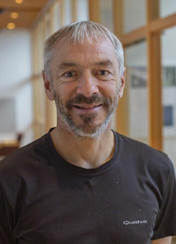 Christophe Pélabon. Photo: Camilla K. Elmar