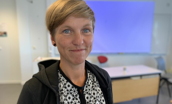 Hanna Marie Ihlebæk was surprised that the nurses she observed during her doctoral studies could smell infections. For the nurses it was a matter of course. (Photo: Ida Irene Bergstrøm)
