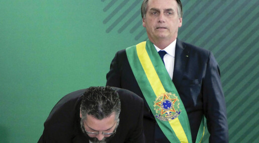 Brazil's declining climate ambitions: A severe blow to global climate governance