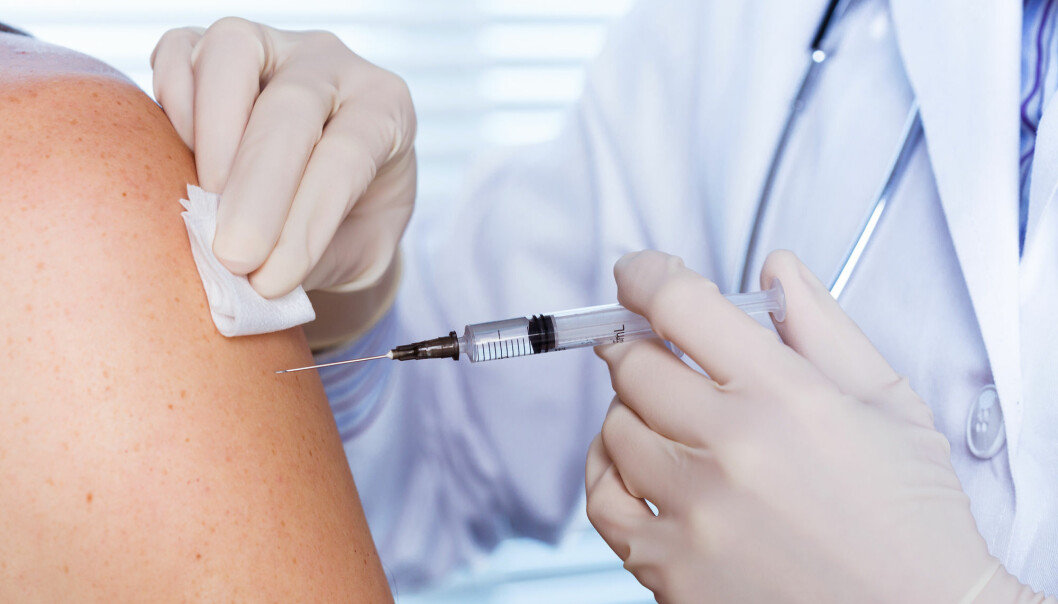 This seasons flu vaccine is here. Perhaps some time in the future, it will be enough to be vaccinated once against this disease. (Photo: alessandro guerriero / Shutterstock / NTB scanpix)