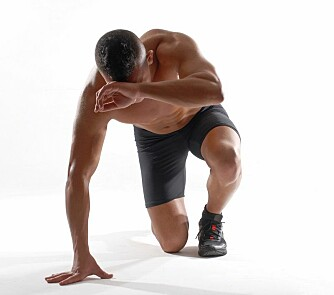 Exercise induced rhabdomyolysis may be fairly common after after intense training. (Photo: Shutterstock, NTB Scanpix)