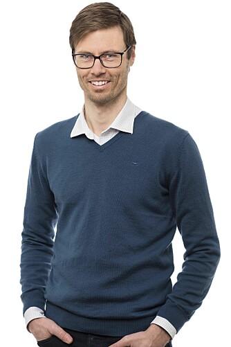 Knut Asbjørn Rise Langlo. (Photo: Berre kommunikasjonsbyrå)