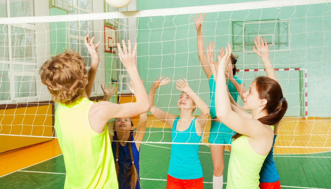 Being the last one chosen for a team in gym class can be tough. (Illustrative image: Sergey Novikov / Shutterstock / NTB scanpix)