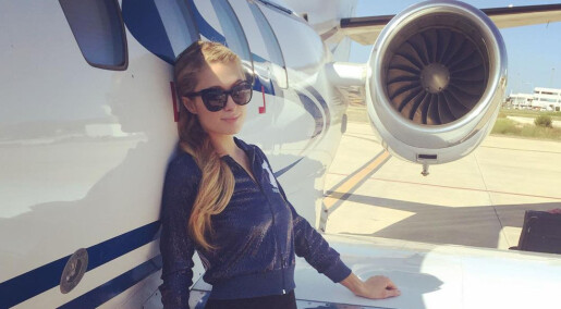 Celebrity lifestyle increases global warming: New study flight-shames Bill Gates and Paris Hilton