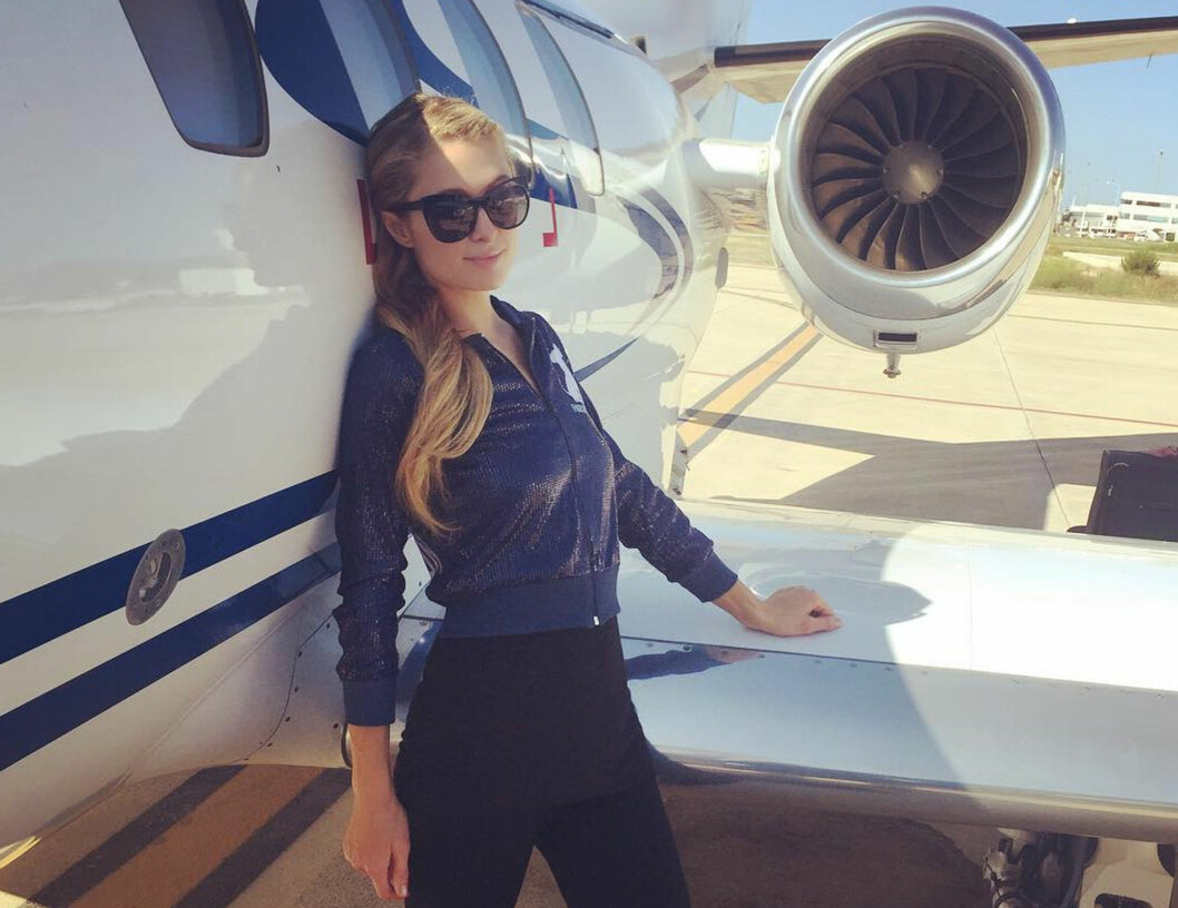 Researcher Stefan Gössling is worried about the effect celebrity lifestyles have on young peoples' aspirations. Celebrities define what is desirable consumption and make frequent flying look desirable, according to Gössling. (Photo: Backgrid UK/ Supplied By Xposurephotos.com)
