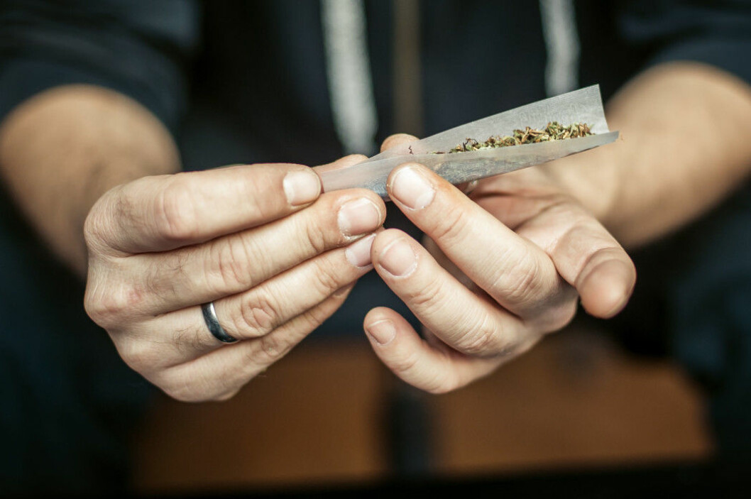 There is ongoing debate about whether cannabis use or mental illness comes first. (Illustrative image: guruXOX, Shutterstock, NTB scanpix)