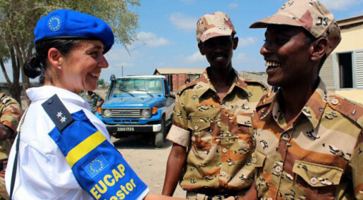 A critical look at the EU's approach to peacekeeping