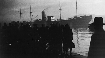 As Norwegian Jews were being deported, the Quisling government discussed working hours during the Christmas holidays