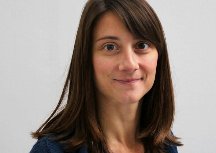 Anastasia Georgantzopoulou (Photo: NIVA)