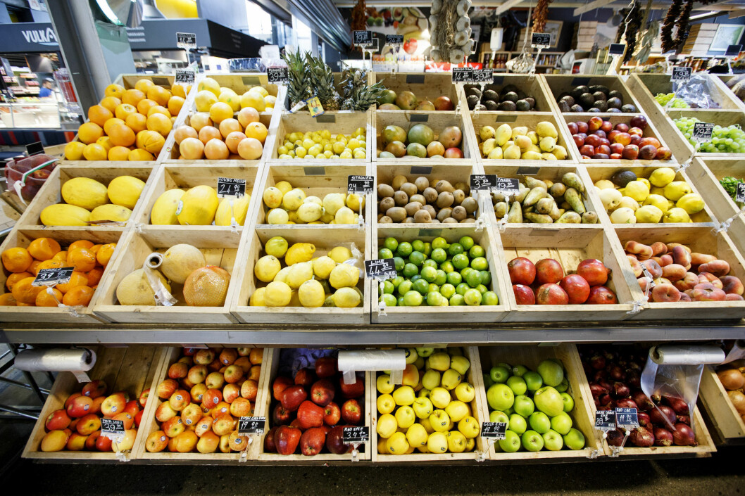 A larger selection and better availability of fruits and vegetables in stores led to increased sales, especially in areas where the population had previously bought the fewest of these food types.