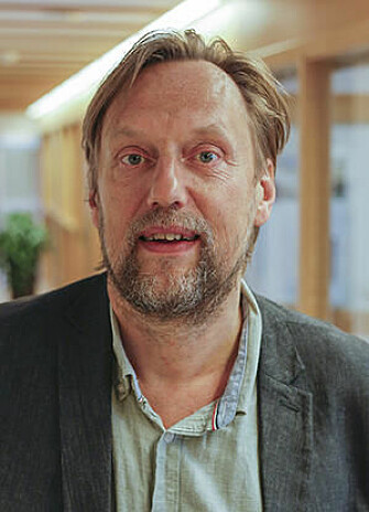 CAS project leader John Ødemark