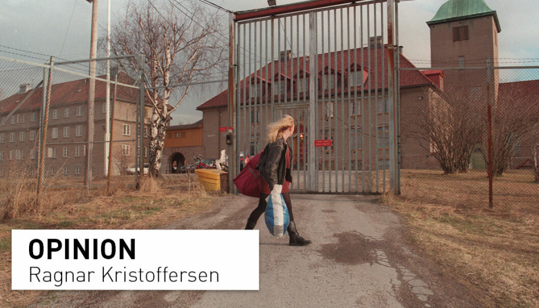 Bredtveit Prison Service, Custody and Supervision Unit is one of three women's prisons in Norway.