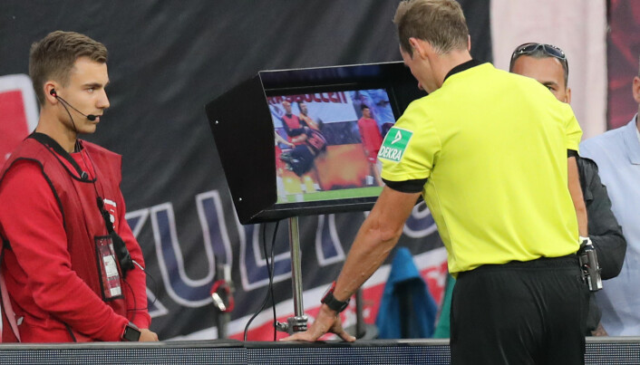 Could the video assistant referee system replace referees in football?