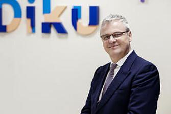 Diku Director Harald Nybølet