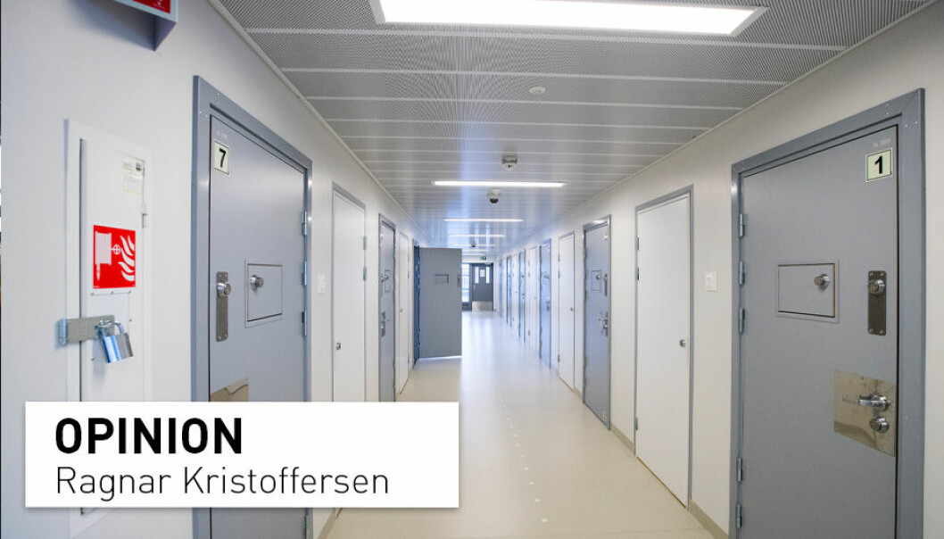 Focusing on gender differences might distract the need to focus on the prison conditions for all prisoners, regardless of their gender, writes prison researcher Ragnar Kristoffersen. Photo from Ullersmo prison.