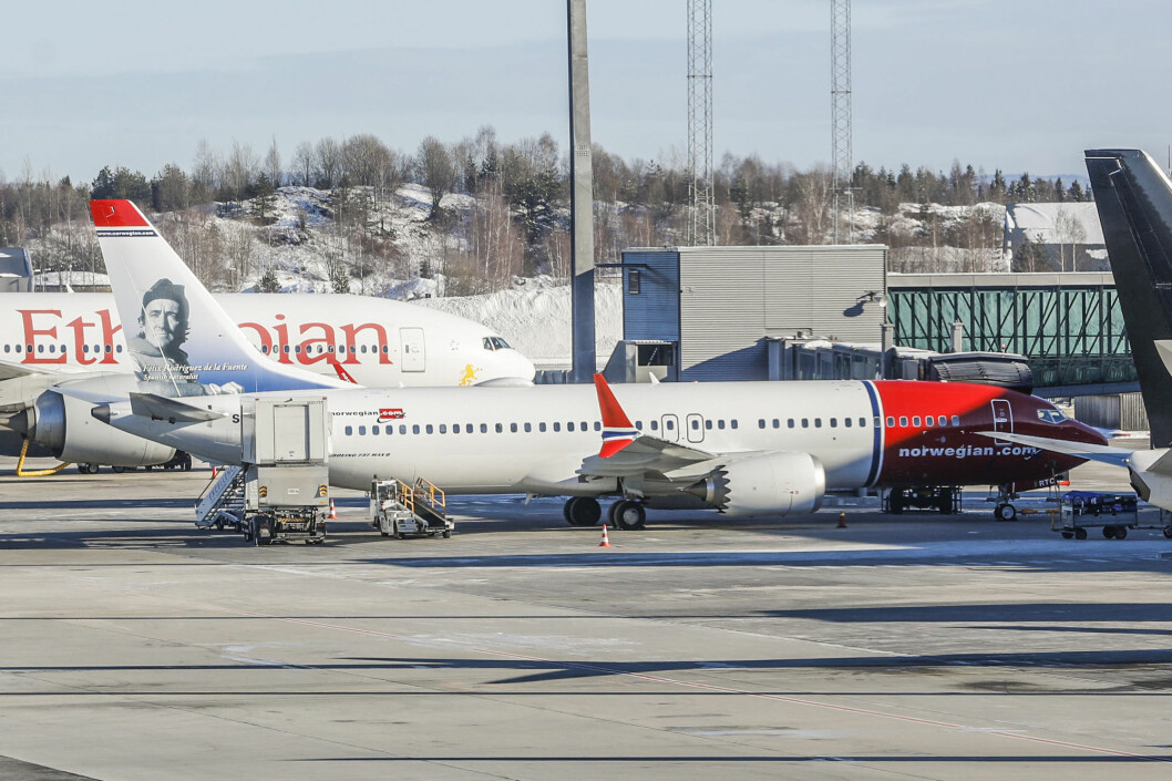 """""""Air travel prices have not increased significantly, but other modes of transport have seen greater price increases,"""" says Håvard Georg Jensen at Statistics Norway."""