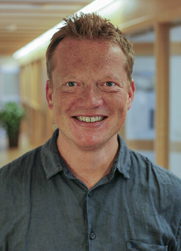 CAS project leader Eivind Engebretsen.