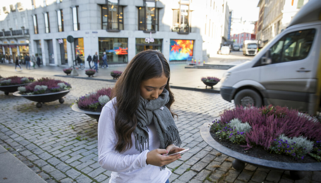 When everybody has a smartphone in their pocket and can control the sharing of their personal data, the city becomes a better place.