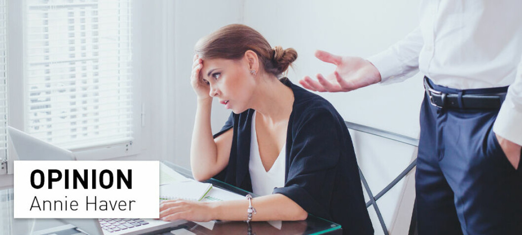 Managers need to be good with emotions – or they risk damaging their employee's health and ability to perform at work
