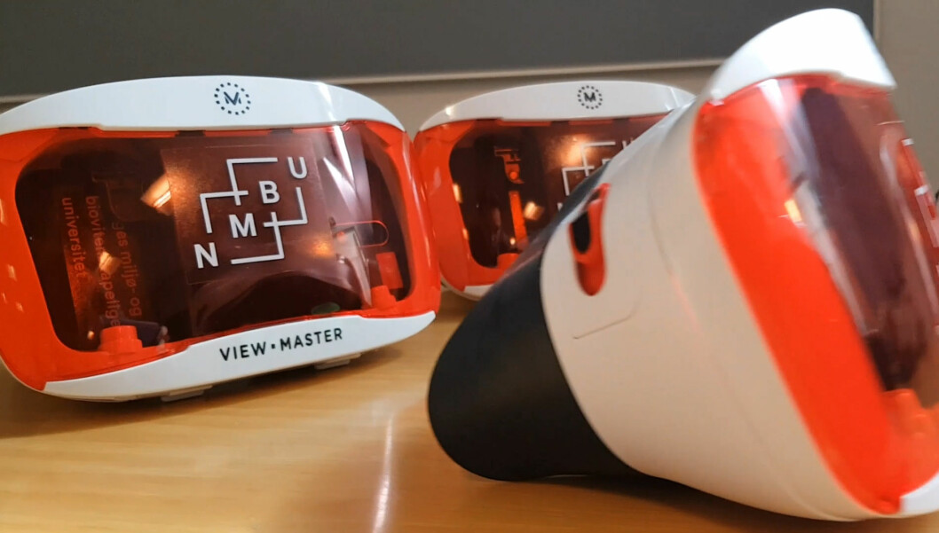 VR technology can now be used on a smart phone. This makes the technology relatively cheap and accessible to most people