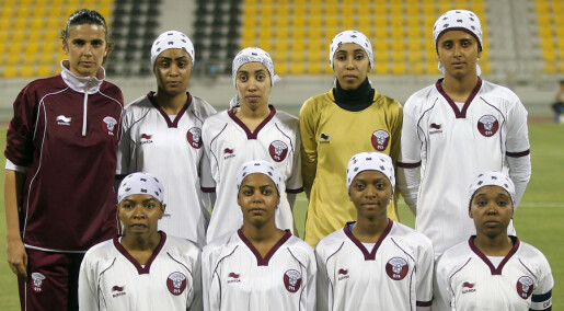 Arabic women's football: supported by the regime, but still breaking social norms