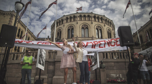 Is Norway becoming a polarized country?