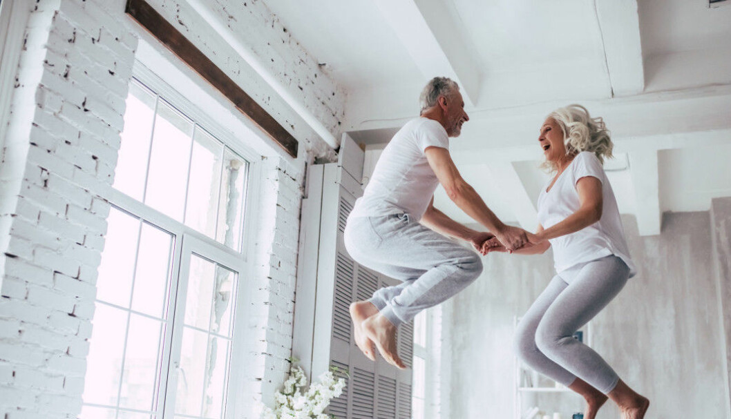 Recent retirees feel strongly about the feeling of being able to control their own lives. They are careful to say yes to new obligations, including caring for grandchildren.