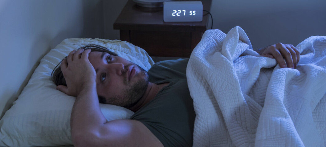 You are highly likely to inherit your parents sleeping problems