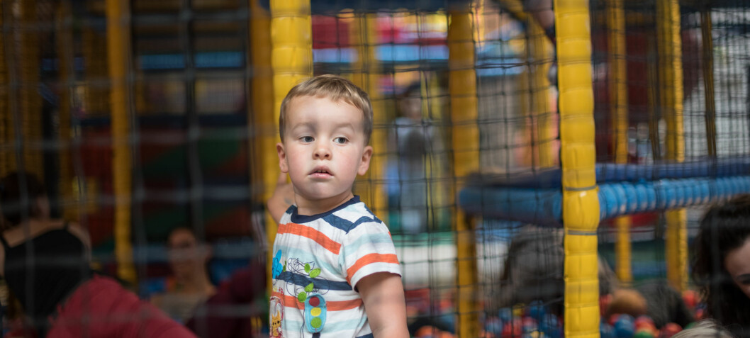 Keep an eye on your kids at indoor play centres, advises fire researcher