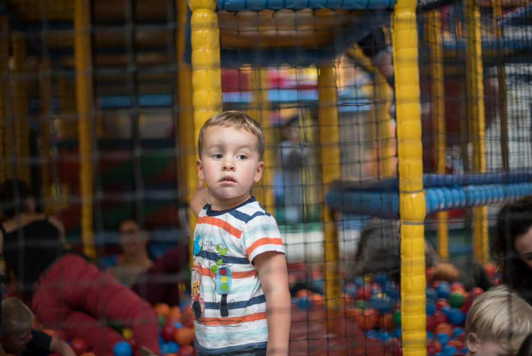 Plastic materials in indoor activity centres have not been adequately evaluated for their flammability and how quickly a fire could spread. Plastic can burn in different ways, but many plastic materials burn well and quickly, says a researcher.