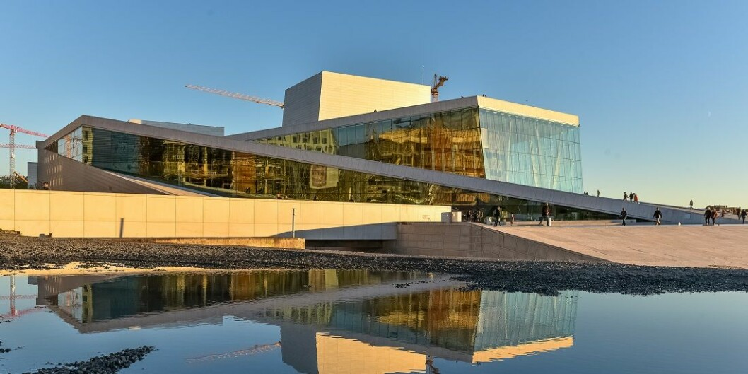 The Oslo Opera House cost almost €500 million to build, and it's expensive to operate. But now it is Oslo's most visited tourist attraction.