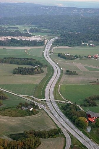 Among its many benefits, the new E6 through Østfold county has resulted in far fewer and usually less serious accidents.