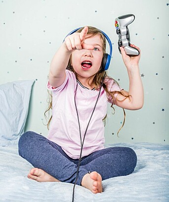 In video games children with ADHD experience mastery according to their own conditions.