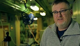 """About 50 percent of the oxygen that we breathe is from these microscopic algae in the world's oceans. Without those key groups there would be no life. Simple as that,"" says NTNU biologist Geir Johnsen in the new movie, ""Into the Dark."""