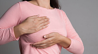 Breast cancer detected later in women with silicone breast implants