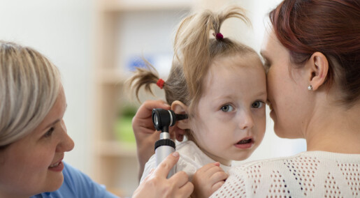 Fewer ear infections at Norwegian emergency rooms after vaccine