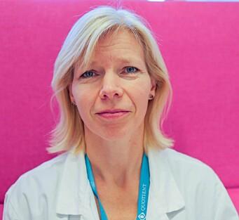 Senior consultant Lise Sofie Nissen-Meyer.