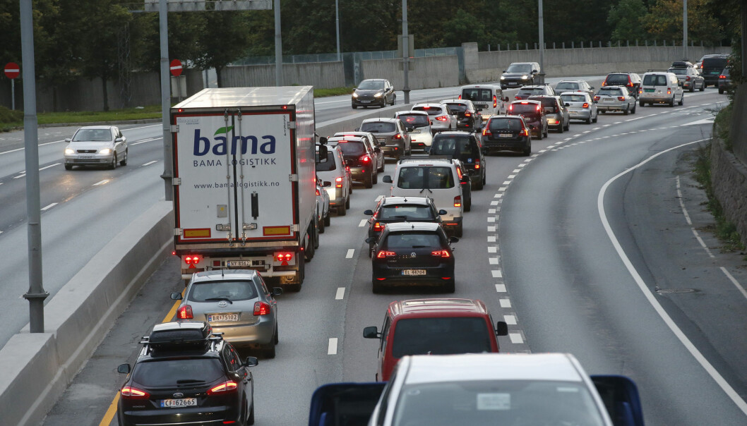 Building more road capacity in cities with traffic jams and bottlenecks just results in more traffic, a new study shows.
