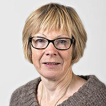 Anne Kjersti Uhlen is professor of plant science at the Norwegian University of Life Sciences, NMBU.