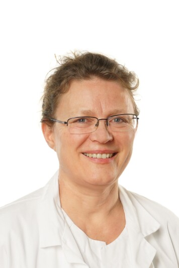 Åslaug Helland is oncologist and leader of the lung cancer research group at OUH.