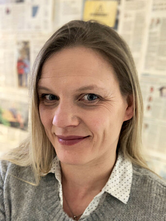 Elisabeth Jakobsen is responsible for communications at the Cancer Registry of Norway. She has conducted a survey of which diseases get the most media coverage.