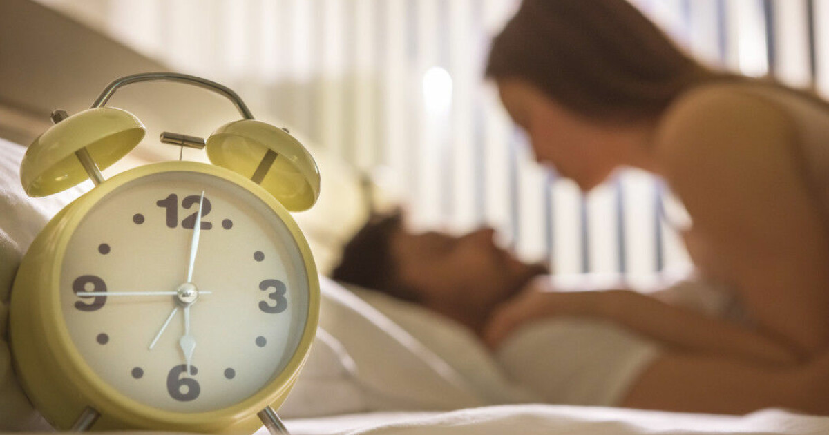 How Long Does Sex Normally Last Before Climaxing