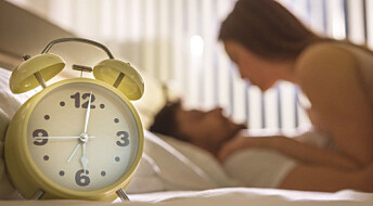 How long does sex normally last before climaxing?
