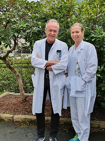 """We think that ME/CFS in a sub-group of patients can be an autoimmune disease,"" say Øystein Fluge and Ingrid Gurvin Rekeland in the ME/CFS research group at Haukeland University Hospital."
