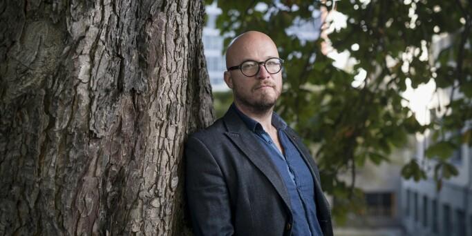 Senior Researcher Christer Hyggen at OsloMet's NOVA.