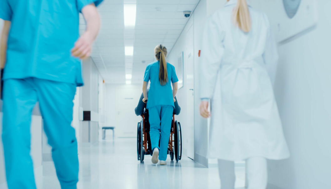 Advising a nurse who walks 20,000 steps during the workday to walk more in her free time may not help her back pain.