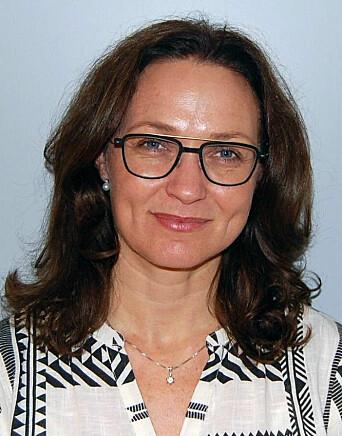 PhD candidate Cecilie K. Øverås.